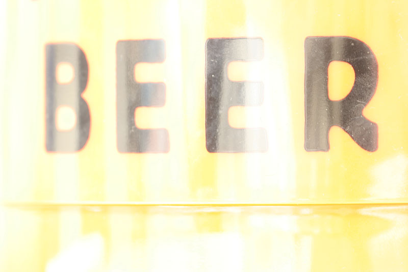 Beer Abstract