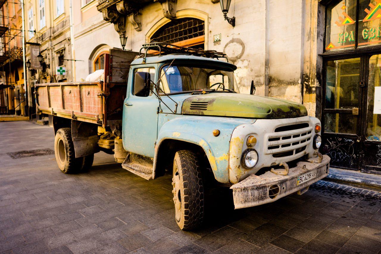 Ukranian Old Timer