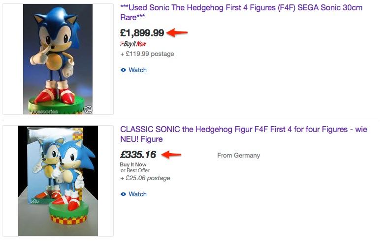 first_4_sonic___eBay