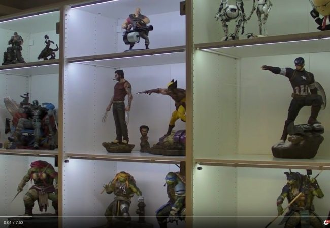 My_Statue_Collection_-_Summer_2016_-_YouTube