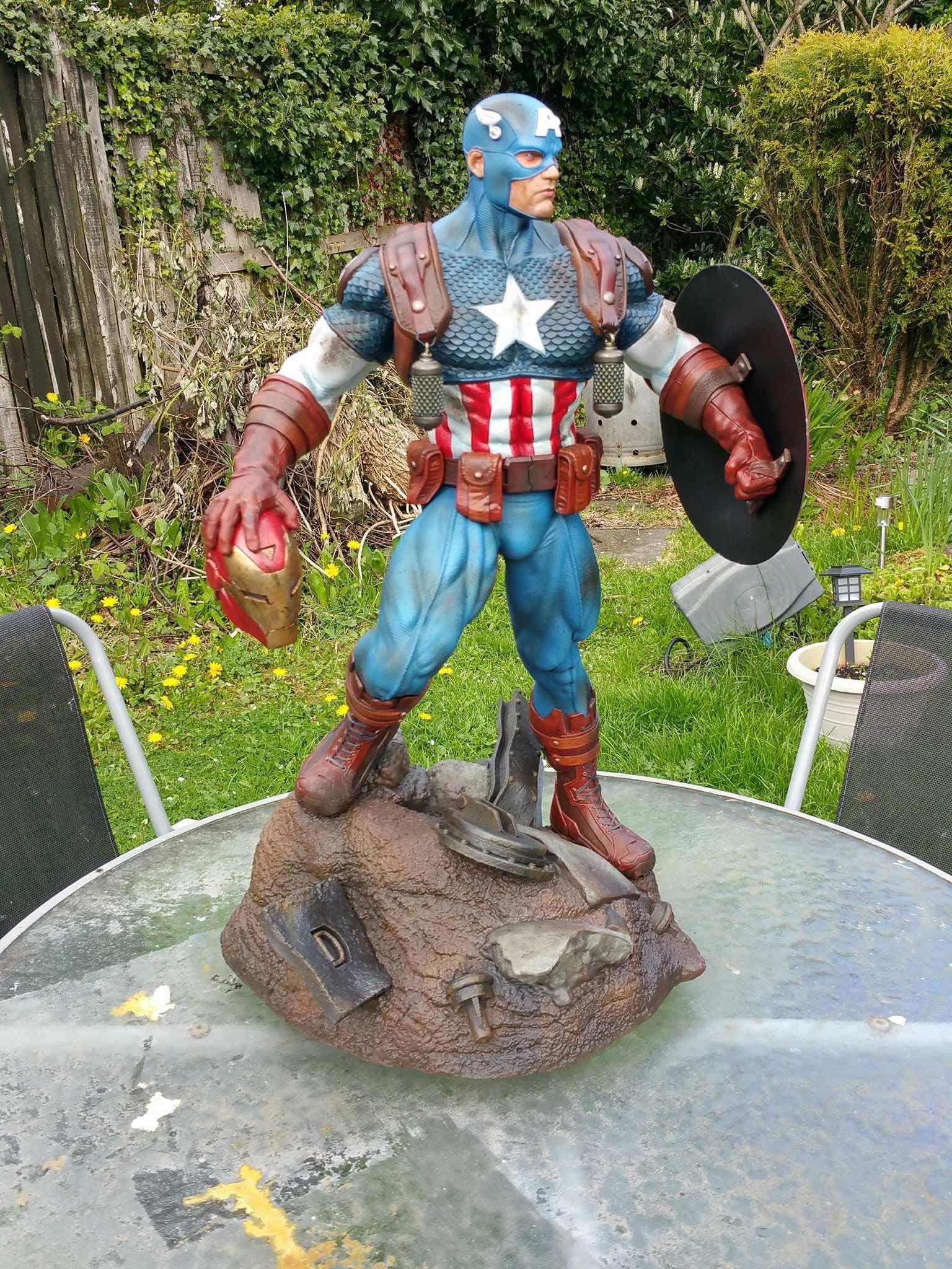 Captain America Ultimate