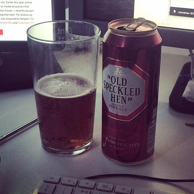 Weekend has started at the office ... it's 5:00 PM !! #BeerTime