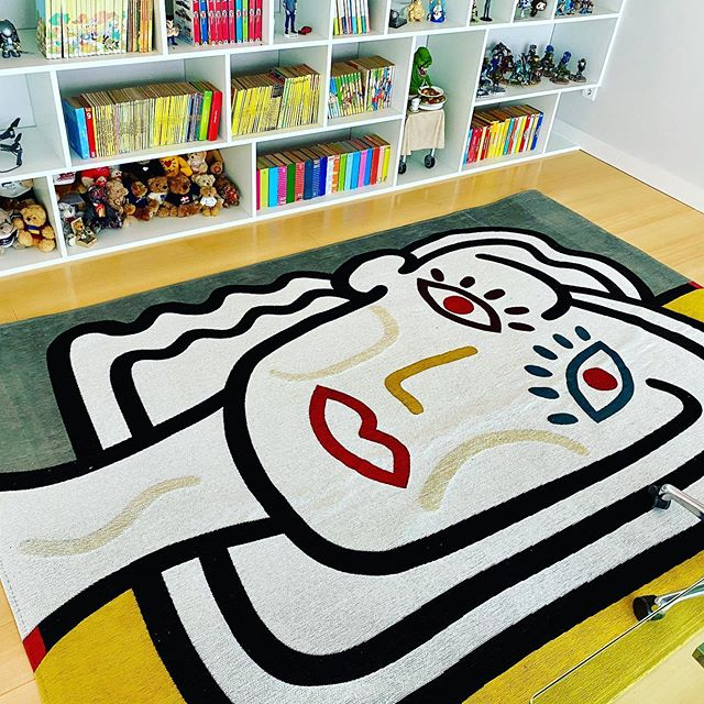 Office rug ... love it !!